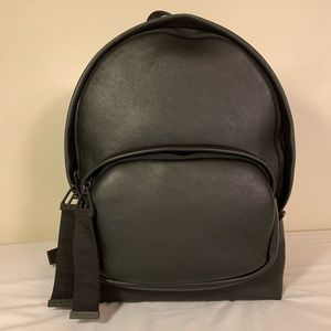 Alexander Wang x H&M Black Leather Backpack